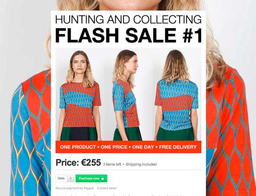 Flash-Sale-Example