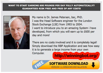 winning-bot-Dr. James Petersen