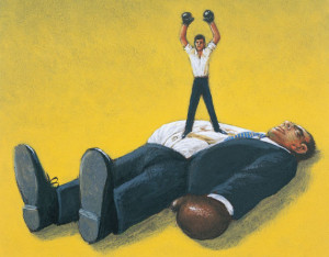 How 'little' people can become big entrepreneurs