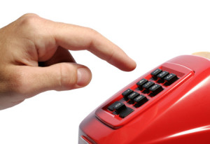 How to shortcut automated call centre menus