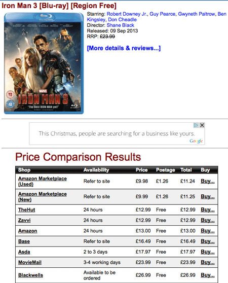 Best DVD Price