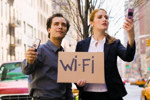 Increase Wi-Fi signal