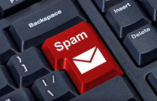 how to stop blog spam wordpress
