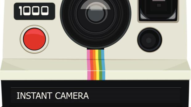 How to take digital Polaroids