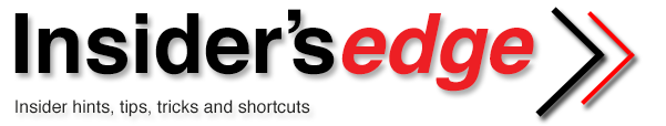 Insider's Edge logo